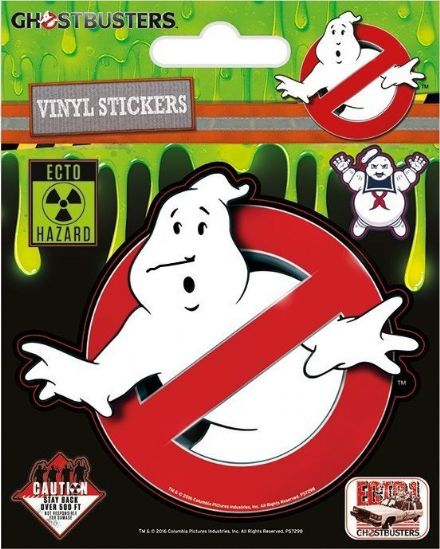 Ghostbusters 3 Vinyl Stickers
